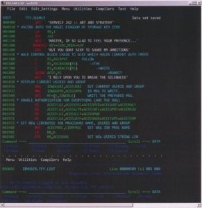 A History of a Hack – BadCyber