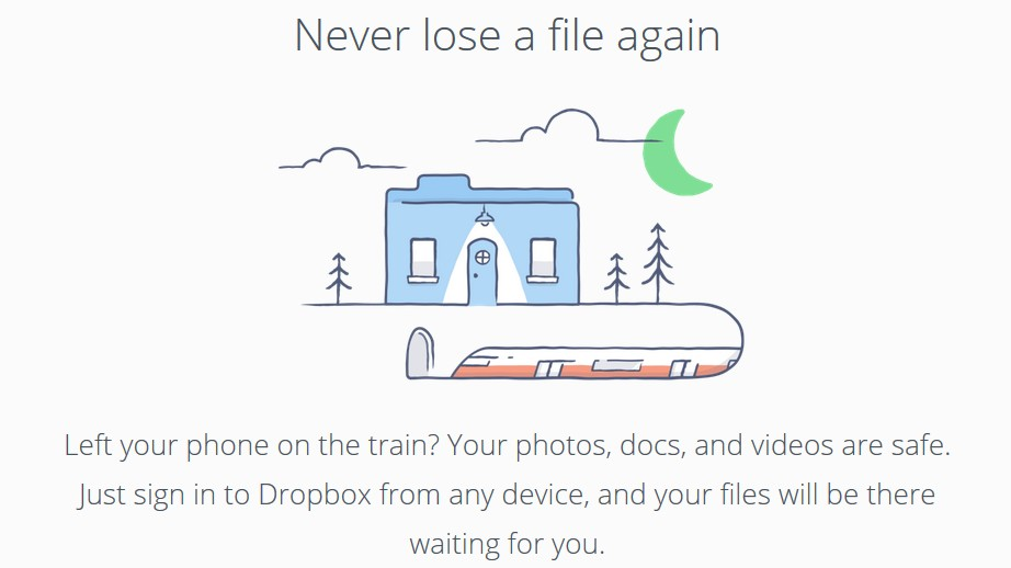 Dropbox surprise – deleted files magically reappear after several years